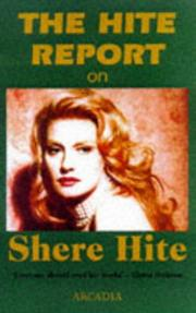 shere hite - the hite report